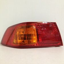 2000-2001 Toyota Camry LH Left Driver Side Tail Light Genuine OEM 00 01 Shiny
