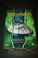 Sideshow Weta Lord Of The Rings Weathertop Lotr Environment #0336/3000 Sold Out