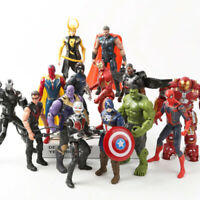 Marvel Avengers Infinity war Super Heroes 16cm Action Figures Toys Kid Collect