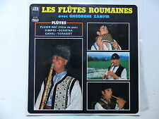 les flutes roumaines avec GHEORGHE ZAMFIR 30T073