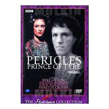 PERICLES PRINCE OF TYRE (1984) BBC Shakespeare DVD - David Jones (*New)