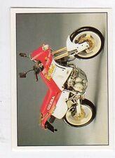 figurina SUPER MOTO PANINI NUMERO 102