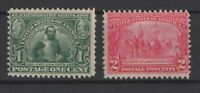G138196/ UNITED STATES / Y&T # 164 / 165 MINT MNH CV 152 $