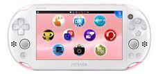 NEW SONY PS Vita PCH-2000 ZA19 Light Pink / White Console Wi-Fi model Japan F/S