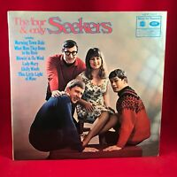 THE SEEKERS The Four & Only Seekers 1969 UK Vinyl LP EXCELLENT CONDITION E