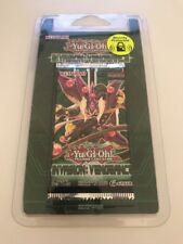 Yugioh TCG Invasion Vengeance Blister Booster Pack INOV 1st Edition