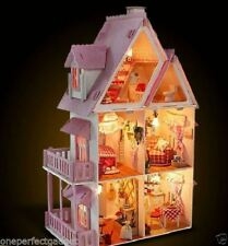 Kitchen Handmade Modern Miniatures & Houses for Dolls