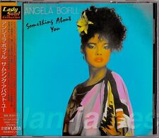 Angela Bofill SOMETHING ABOUT YOU 1999 BMG Japan CD Vintage 1st Reissue