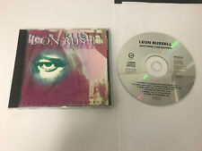 Leon Russell Anything Can Happen 1992 CD Album Rock Blues (CDVUS 50).