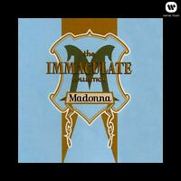MADONNA : THE IMMACULATE COLLECTION - BRAND NEW & SEALED CD^^