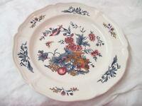 Vintage Wedgwood Etruria & Barlaston Dinner Plate Williamsburg Potpourri NK510