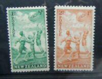 New Zealand 1940 Health set MM