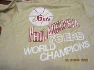 Vintage 1983 Philadelphia 76ers World Championship Travel Mug Thermos Folgers Coffee Promo Giveaway 1980s Sixers Sports Memorabilia