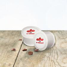 100 Capsule Caffè EL TOSTADOR cialde compatibili KIMBO uno system