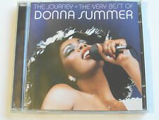 The Journey - Very Best Of Donna Summer (CD Album) Used Very Good