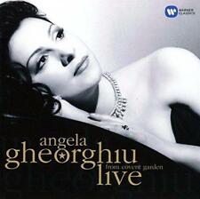 Angela Gheorghiu - Live From Covent Garden (NEW CD)