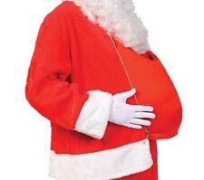 Santa Belly Novelty Costume Size Adult