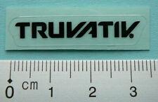 Truvativ Sticker Aufkleber Mountainbike Enduro Downhill Freeride (TRU001)