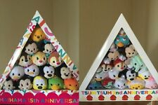 Disney TSUM TSUM Set MAIHAMA 15th Anniversary and 2nd Anniversary  Set of 2BOX