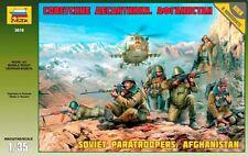 ZVEZDA 3619 1/35 Soviet Paratroopers Afghanistan