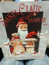 Tole Painting Elaine Thompson Santa Claus Sampler Book 5