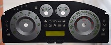 2007 - 2010 FORD EDGE  3D-GREY  GAUGE OVERLAY/ FACEPLATE KM/ H