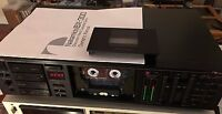 Nakamichi BX-300 Cassette Deck 3-Head, DD-Motor, Collector's Item Only 1 avail..