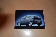 PHOTO DE PRESSE ( PRESS PHOTO ) Opel G90 Concept Car de 1999 OP177