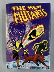 MARVEL Comics NEW MUTANTS OMNIBUS HC VOL #1 MCLEOD Cover DM (2020) Global Ship