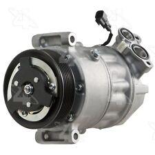 For Land Rover LR4 Jaguar XK XFR New A/C Compressor with Clutch Four Seasons