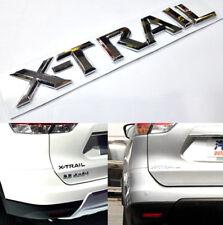 Fit for Nissan X-Trail side vent rear door badge logo trim