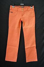 DOLCE&GABBANA Hose Jeans Style  NEU Gr. 34 W27  Terracotta Stretch 229,- D-2020