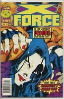 X-Force 1991 series # 62 UPC code very fine comic book