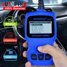 ABS SRS EPB AT Oil Reset OBD2 Diagnostic Scanner Code Reader for VW Audi Seat US