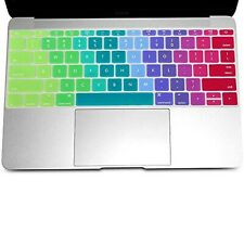 "Keyboard Cover Silicone Rubber Skin for MacBook 13"" Unibody/MacBook Pro 13"" 1..."