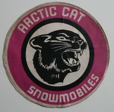 ARTIC CAT Snowmobile Sticker Vintage Original - Canada - ST1002000418