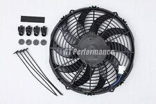 Ventilateur Extra Plat 335mm Universel 160W Ventilo Type Spal pour Radiateur
