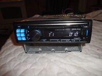 Alpine CDE-124SXM2 CD Player/MP3 In Dash Receiver