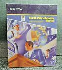 Gupta SQLWindows Solo Desktop Development System  Sealed Box Windows 1994