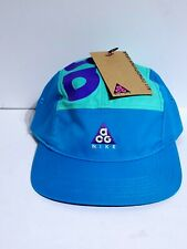 Nike ACG Unisex 2018 AW84 Adjustable Hat AO2104-430 Teal Grape