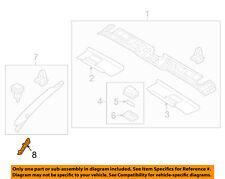 MAZDA OEM 16-17 MX-5 Miata Interior Trim-Roof-Lower Pillar Trim Left N2436817983