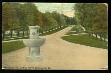Bennington, Vermont, Monument Avenue, Looking North (B-misc.VT-240)posted1914