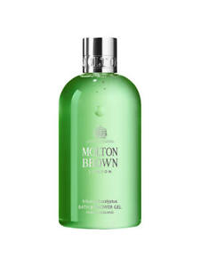 NEW Molton Brown Infusing Eucalyptus Bath & Shower Gel 300ml