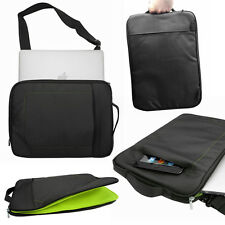 Smart Laptop SHOULDER Bag WATERPROOF Briefcase, carry Case, sleeve, Pouch