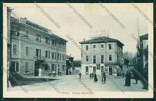 Milano Meda cartolina QQ8155