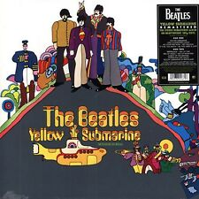 The Beatles-sous-marin jaune-New 180 g Vinyle LP-Remastered stéréo