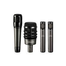 Audio Technica ATM-DRUM4 Drum Mic Pack Set of 4 Drum Microphones
