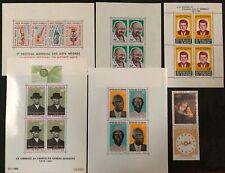 Senegal #269a,319a,C40a,61a,67,71a MNH