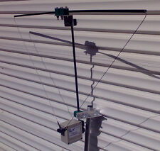 Cross Country Wireless HF Active Loop Antenna