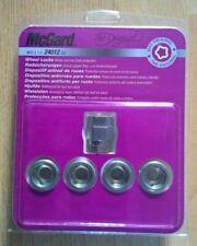 McGard 24012SU Standard Locking Wheel Nuts Set M12x1.5 19.7mm